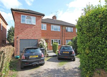 Thumbnail 4 bed semi-detached house for sale in Bretby Road, Leicester