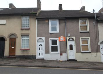Thumbnail 2 bedroom terraced house to rent in Stonebridge Road, Northfleet, Gravesend, Kent