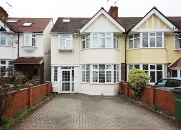 Thumbnail 5 bed end terrace house for sale in Windermere Avenue, Merton Park