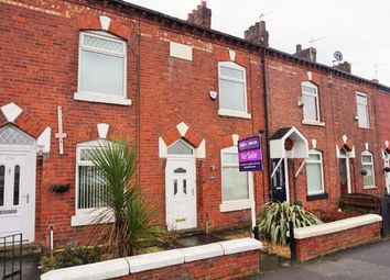 Thumbnail 2 bedroom terraced house for sale in Ashton Road West, Manchester