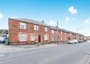 Thumbnail Flat for sale in Galston Road, Hurlford, Kilmarnock