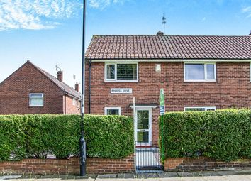 Thumbnail 3 bed semi-detached house for sale in Kinross Drive, Kenton, Newcastle Upon Tyne