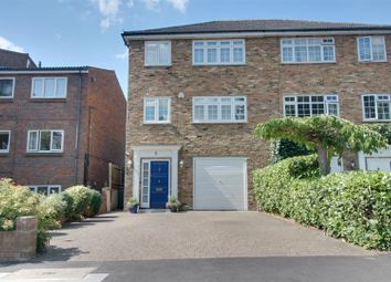 Thumbnail 4 bed semi-detached house for sale in The Avenue, Hatch End, Pinner