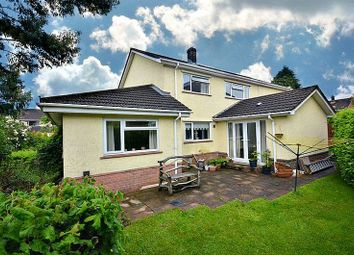 Thumbnail 4 bed detached house for sale in The Alders, Llanyravon, Cwmbran
