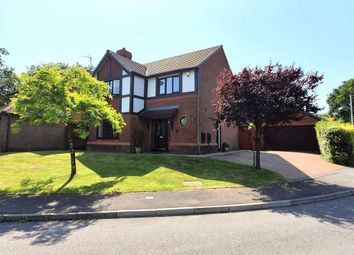 4 bed detached house for sale in Ffordd Dryden, Killay, Swansea SA2
