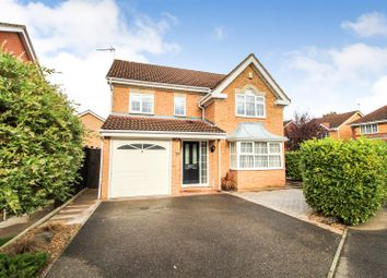 Thumbnail Detached house for sale in Chamois Close, Sawston, Cambridge
