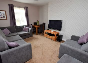 Thumbnail 2 bed flat for sale in Eastern Crescent, Kilbirnie