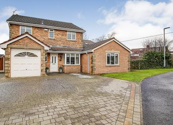Thumbnail 4 bed detached house for sale in Barrington Drive, Middlewich