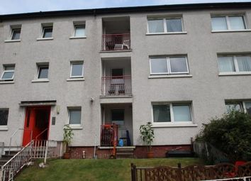 Thumbnail 2 bed flat for sale in Langbar Crescent, Glasgow, Lanarkshire
