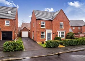 Thumbnail 4 bedroom detached house for sale in Chipmunk Way, Newton, Nottingham, Nottinghamshire