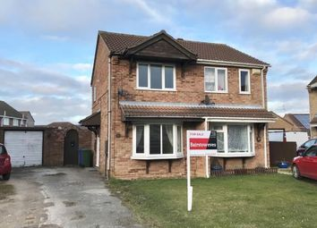 Thumbnail 2 bed semi-detached house for sale in Larkspur Croft, Boston, Lincs, England