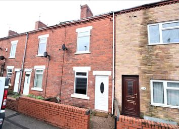 Thumbnail 3 bed terraced house for sale in Sherwood Street, Warsop, Mansfield