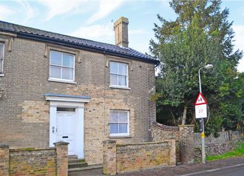 3 bed semi-detached house for sale in Redenhall Road, Redenhall, Harleston IP20