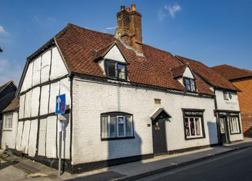 Thumbnail 3 bed semi-detached house for sale in High Street, Goring-On-Thames