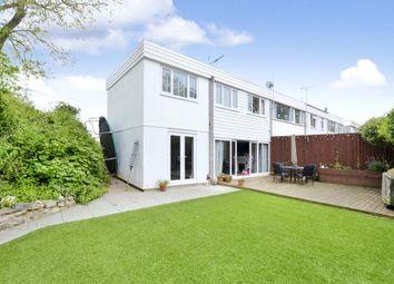 Thumbnail 3 bed end terrace house for sale in Parkham Towers, Wren Hill, Brixham, Devon