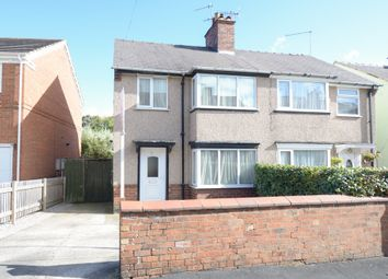 Thumbnail 3 bed semi-detached house for sale in Vincent Crescent, Chesterfield