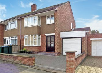 Thumbnail 3 bed semi-detached house for sale in Yarningale Road, Coventry