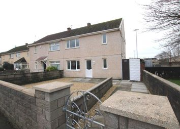 Thumbnail 3 bed semi-detached house for sale in Rhodes Avenue, Fairfield, Port Talbot