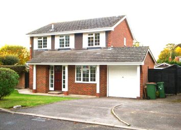 Thumbnail 4 bed detached house to rent in Pine Dean, Bookham