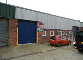 Thumbnail Warehouse to let in Unit L3, Riverside Industrial Estate, Littlehampton, West Sussex