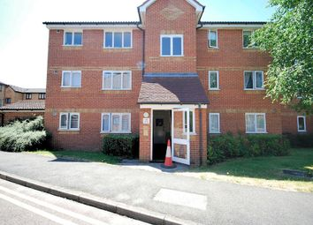 Thumbnail 1 bed flat for sale in Brindley Close, Wembley, Middlesex