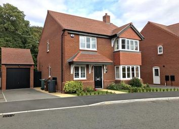 Thumbnail 4 bed detached house for sale in College Way, Eastham, Wirral