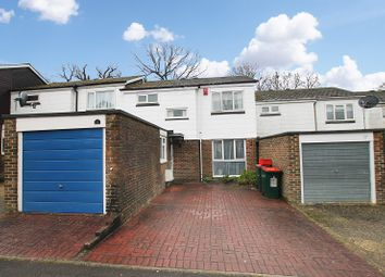 Thumbnail 3 bed terraced house for sale in Caburn Heights, Crawley, West Sussex.
