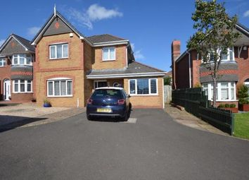 Thumbnail 4 bed detached house for sale in Burns Crescent, Kilmarnock