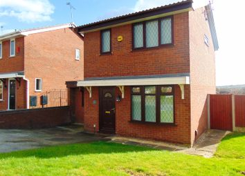 Thumbnail 3 bed detached house to rent in Darsham Gardens, Westbury Park, Newcastle