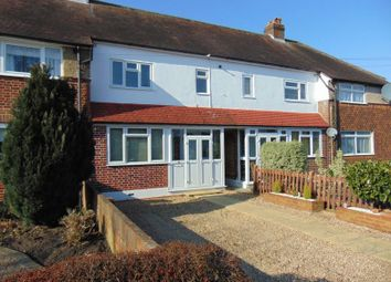 Thumbnail 2 bed terraced house for sale in Marston Avenue, Chessington