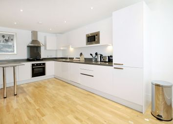 Thumbnail 2 bed flat to rent in Dundas Court, 29 Dowells Street, New Capital Quay, Greenwich, London