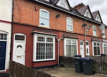 3 bed terraced house to rent in Richmond Avenue, Homer Street, Balsall Heath, Birmingham B12