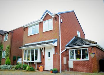 Thumbnail 3 bed detached house for sale in Cranewells View, Leeds