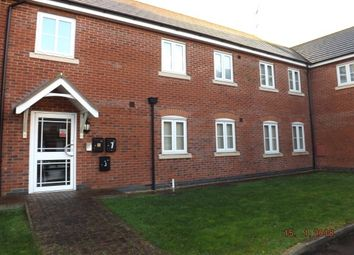 Thumbnail 2 bed flat to rent in Granary Close, Spilsby