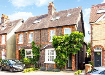 Thumbnail 4 bed semi-detached house for sale in Deerings Road, Reigate, Surrey
