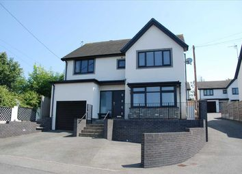 Thumbnail 4 bed detached house for sale in Pentre Berw, Gaerwen