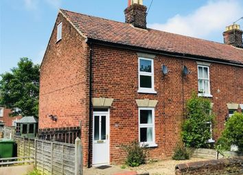 Thumbnail 4 bed end terrace house for sale in Skeyton New Road, North Walsham