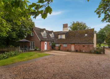 Thumbnail 4 bed detached house for sale in The Green, Bardwell, Bury St Edmunds, Suffolk