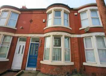 Thumbnail 2 bed terraced house for sale in Greencroft Road, Wallasey