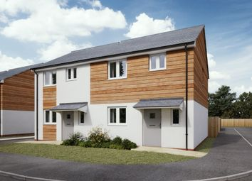 Thumbnail 3 bed semi-detached house for sale in Henry Avent Gardens, Plymouth