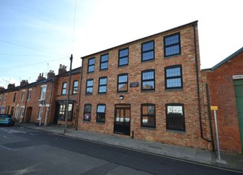 Thumbnail 2 bed flat to rent in Dunster Street, Northampton