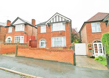 Thumbnail 3 bed detached house for sale in Eastdale Road, Nottingham