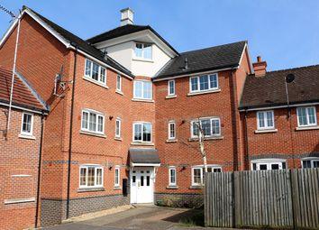 Thumbnail 2 bed flat to rent in De Port Gardens, Chineham, Basingstoke