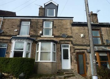 Thumbnail 4 bedroom terraced house to rent in School Road, Sheffield