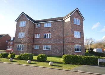 Thumbnail 2 bed flat for sale in Banister Court, Winsford, Cheshire