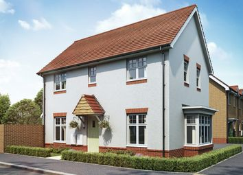 "Thumbnail 3 bed detached house for sale in ""The Cherwell"" at Lady Lane, Blunsdon, Swindon"