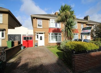 Thumbnail 3 bed end terrace house for sale in Saltash Road, Keyham, Plymouth
