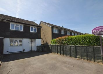 Thumbnail 3 bedroom end terrace house for sale in Waterside Road, Guildford