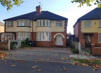 Thumbnail 3 bed property to rent in Dunvegan Road, Erdington, Birmingham