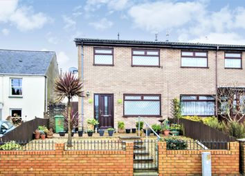 Thumbnail 2 bedroom semi-detached house for sale in Wentloog Road, Rumney, Cardiff